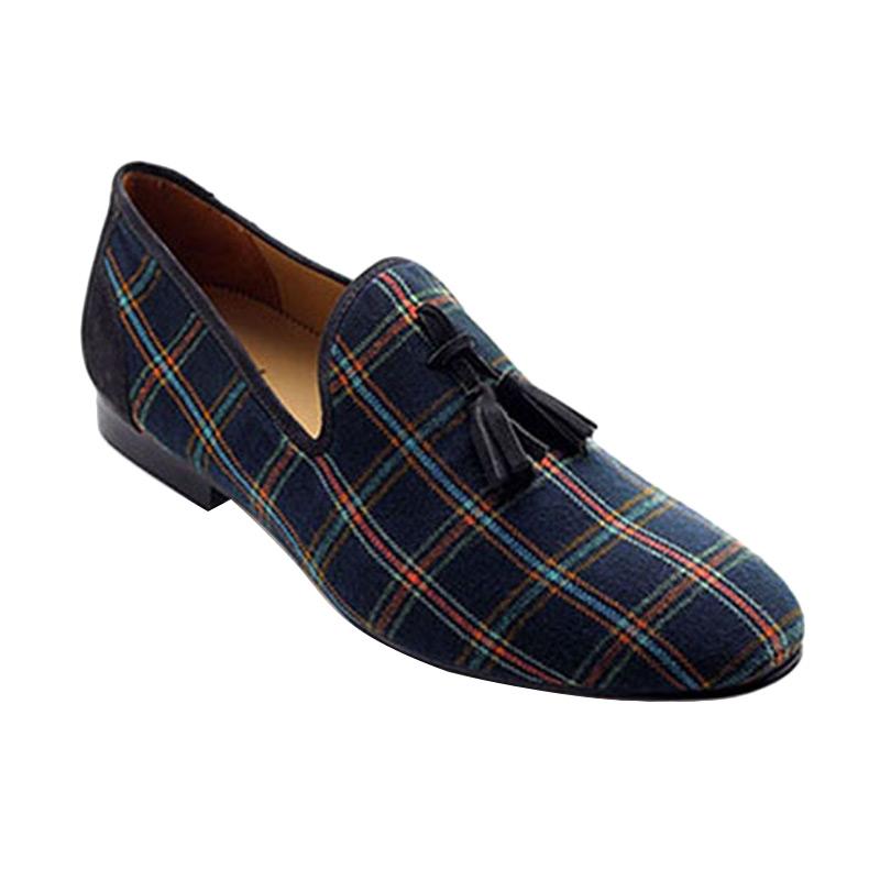 Ftale Footwear Conman Mens Shoes Sepatu Pria - Canvas Green