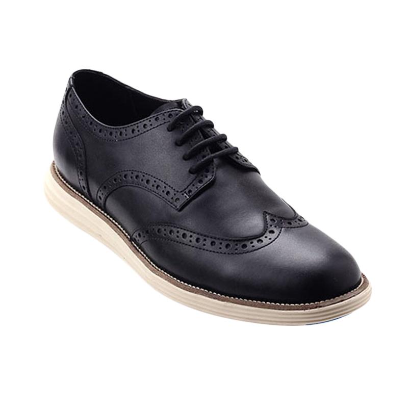 Ftale Footwear Lastmaker Mens Shoes - Black