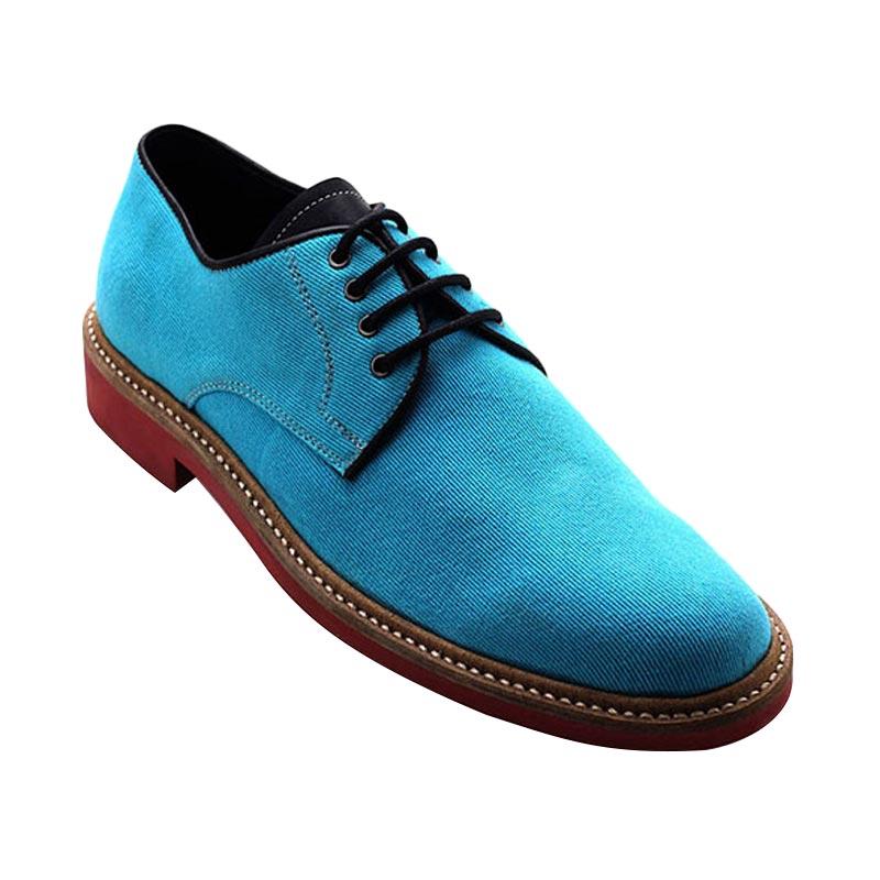 Ftale Footwear Soho Mens Shoes Sepatu Pria - Electric Blue