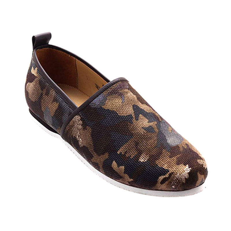 Ftale Footwear Venus Mens Shoes Sepatu Pria - Black Canvas