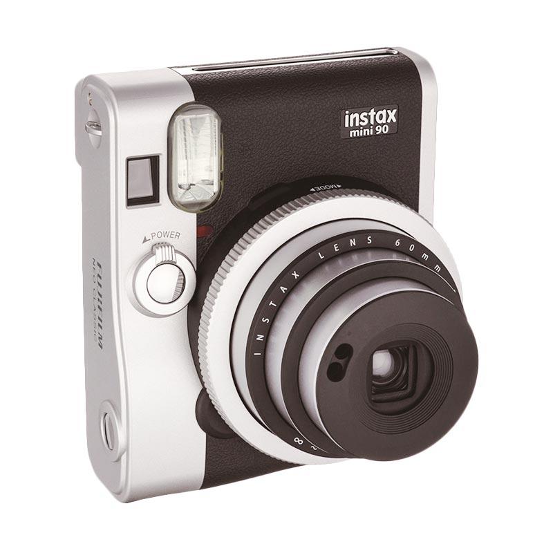 Fujifilm Instax Mini 90 Neo Classic Black Kamera Instax