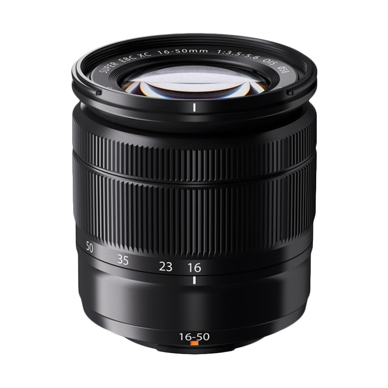 Fuji Lens XC 16-50mm f/3.5-5.6 OIS II Black
