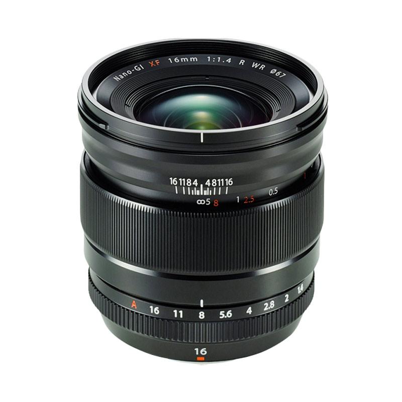 Fujifilm Fujinon XF 16mm F1.4R WR Lens Kamera