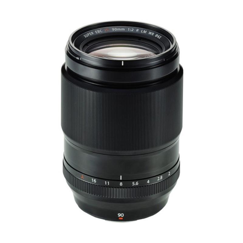 Fuji Lens XF 90mm f/2 R LM WR