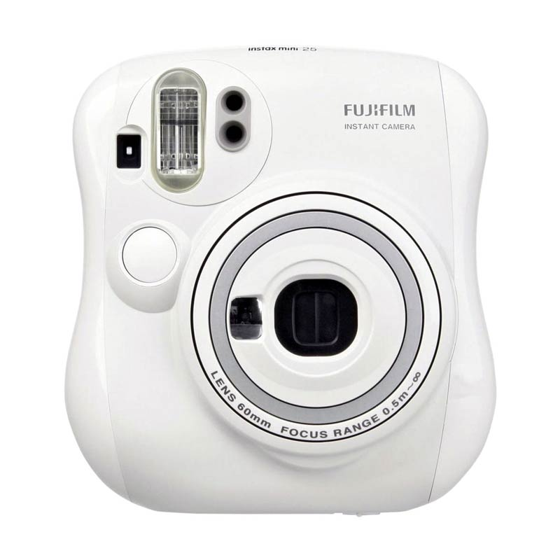 harga Fujifilm Instax 25S White Kamera Pocket Blibli.com