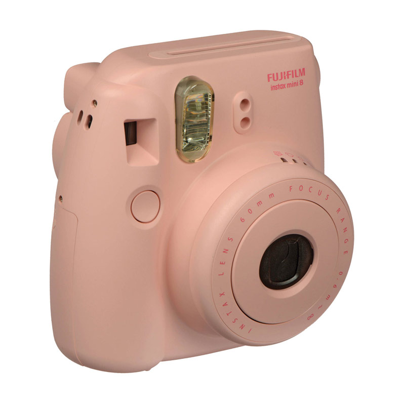 jual valentinedaypromo fujifilm instax mini 8s pink. Black Bedroom Furniture Sets. Home Design Ideas