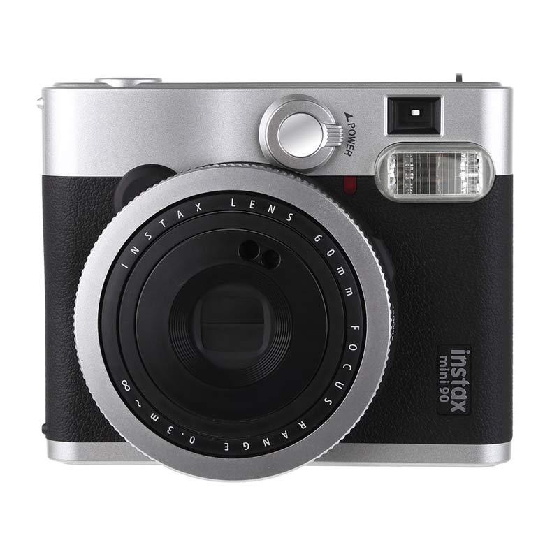 Fujifilm Instax Mini 90 Neo Classic Black Kamera Polaroid