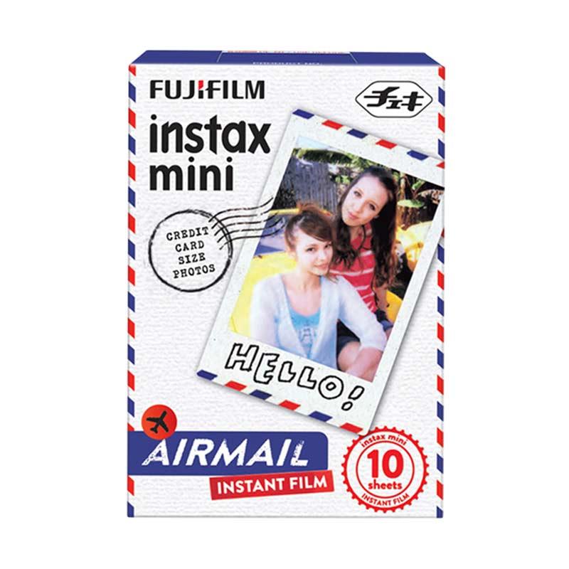 Fujifilm Instax Mini Airmail Refill Film