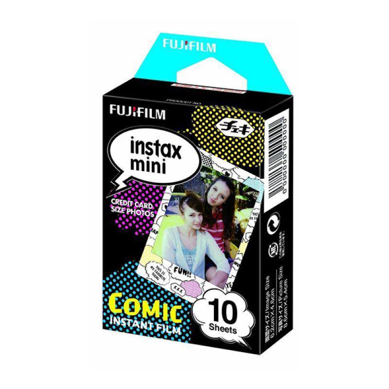harga Fujifilm Instax Mini Film komik Fujishopid Blibli.com