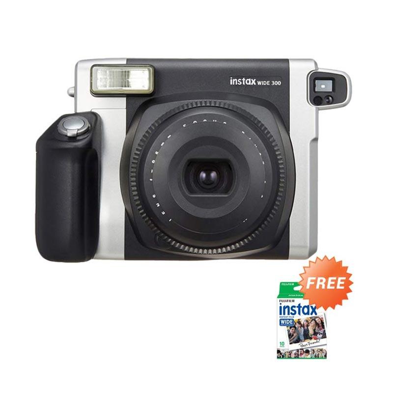 Fujifilm Instax Wide 300 Kamera Instax + Free Paper [10 pcs]