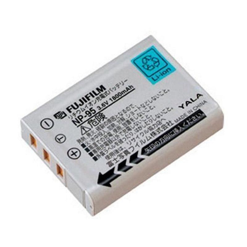 Fujifilm NP-95 Baterai Kamera