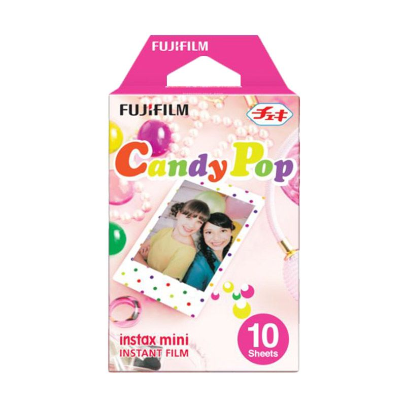 Fujifilm Candy Pop Refill Film for Instax Mini
