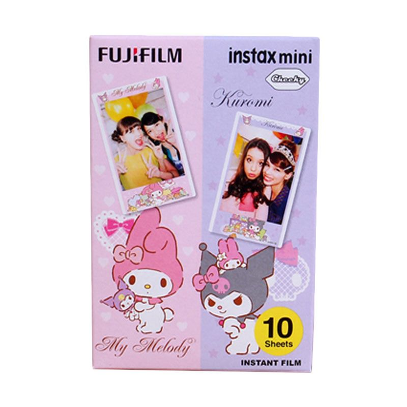 Fujifilm My Melody Refill Film for Instax Mini