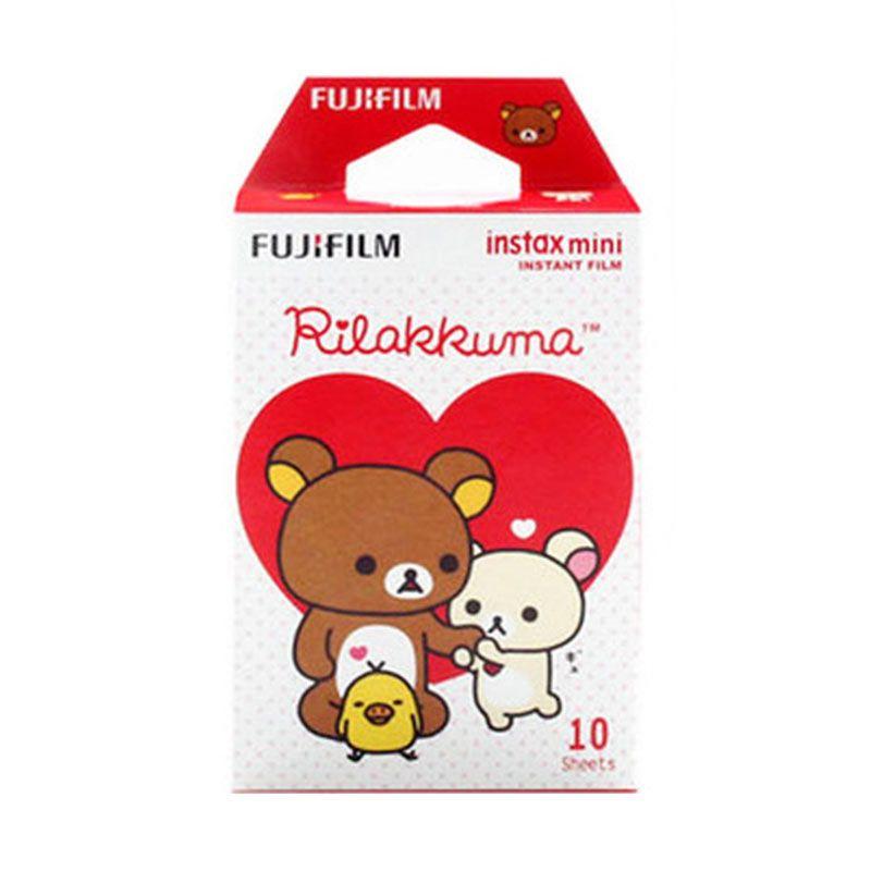 Fujifilm Instax Mini Rilakkuma Heart Film [Refill]