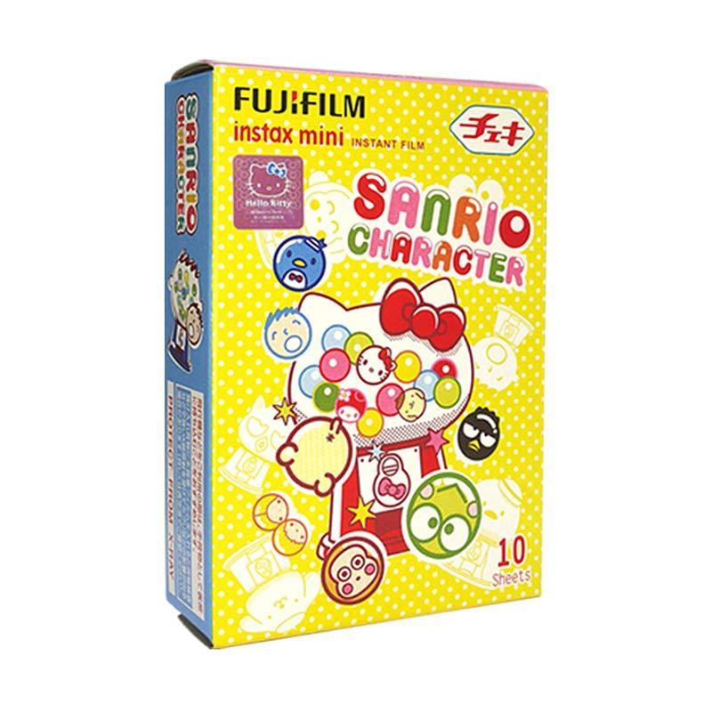 Fujifilm Refill Instax Mini Film Sanrio Yellow