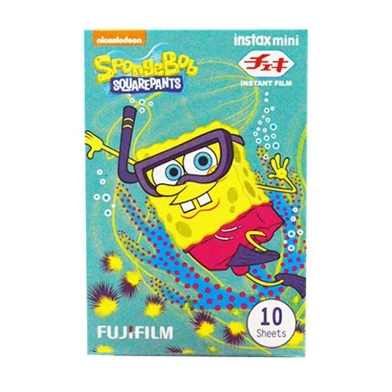 Fujifilm Refill Instax Mini Film Spongebob Hyper