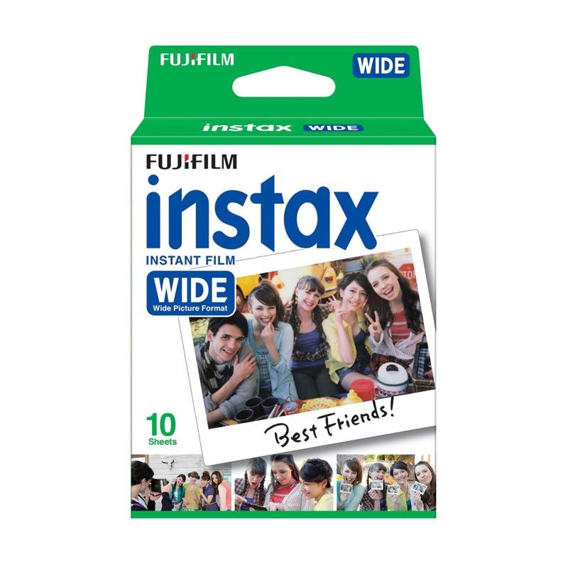 Fujifilm Wide Instax Paper [10 Sheet]