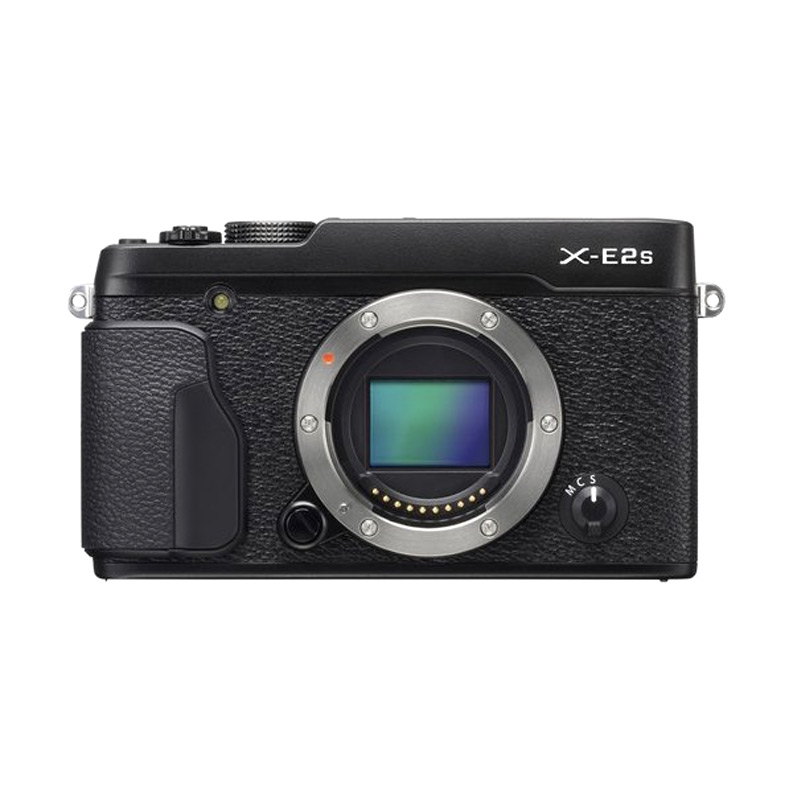 Fujifilm X-E2S Hitam Kamera Mirrorless [Body Only] + INSTAX MINI 70 + SD ULTRA 16GB