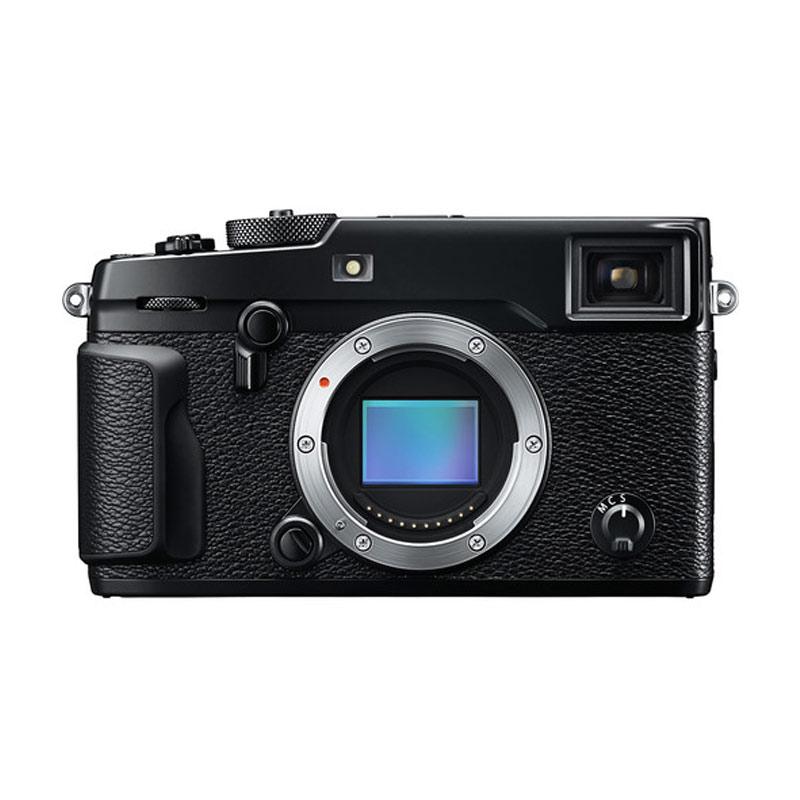 harga (PROMO MAR) Fujifilm X-Pro 2 Kamera Mirrorless - Hitam [Body Only ] + Instax Share SP2 + Free Baterai W126S Blibli.com
