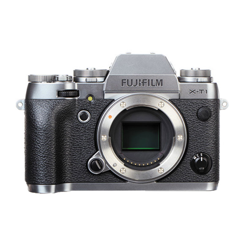Fujifilm X-T1 Edition Kamera Mirrorless - Graphite Silver [Body Only]