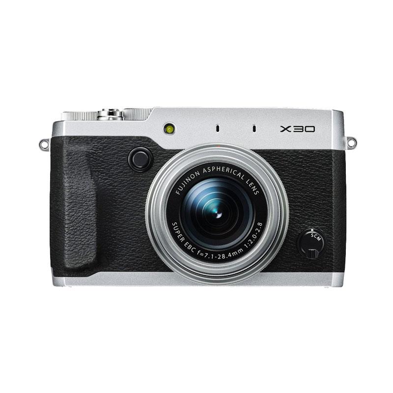 Fujifilm X30 Kamera Pocket - Silver