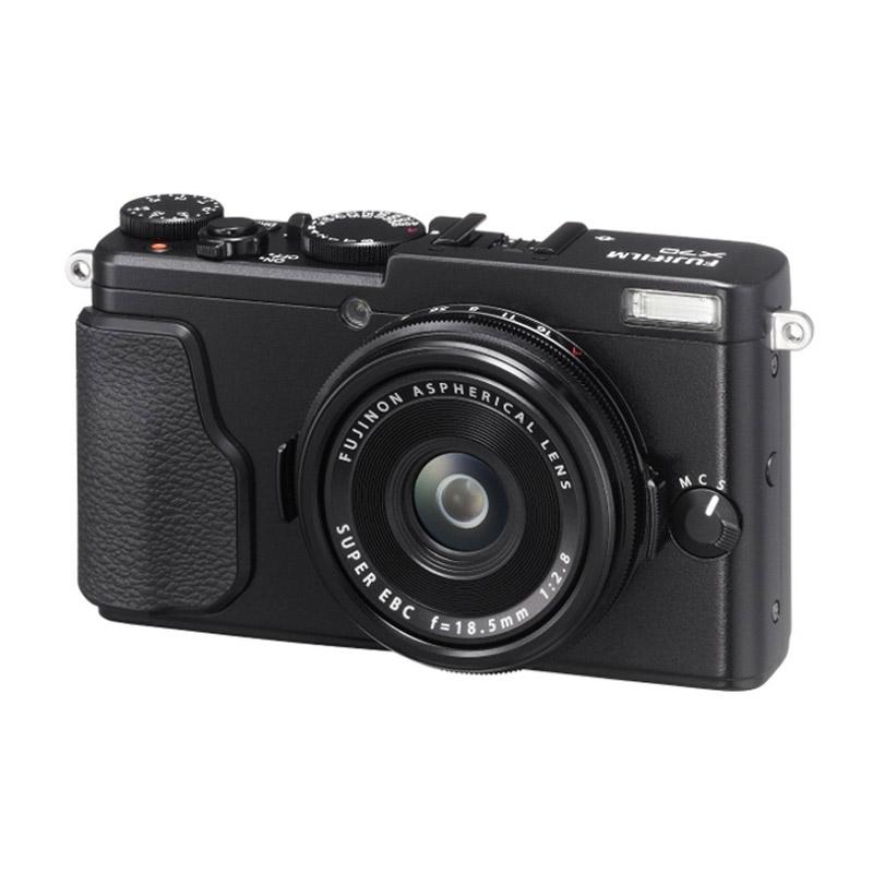 Fuji Film Paket Instax Share SP 2 + View finder VF X21 + Leather Case BLC X70 + Lens Hood LH X70, X70