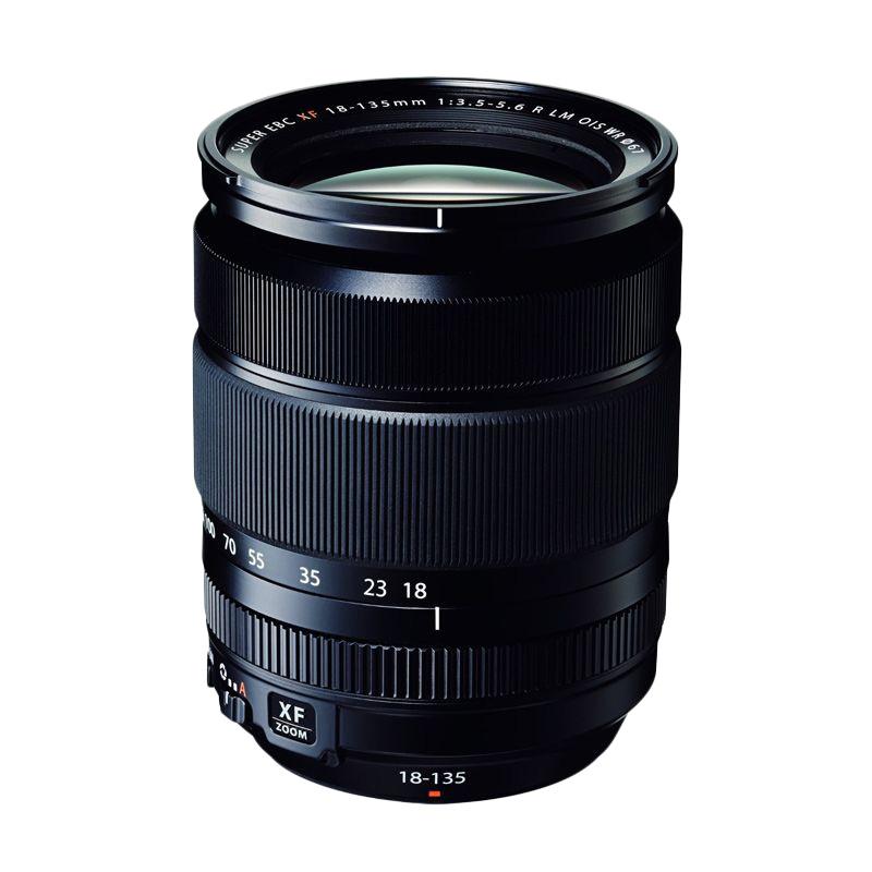Fujifilm XF 18-135mm F3.5-5.6 R LM OIS WR Lensa Kamera