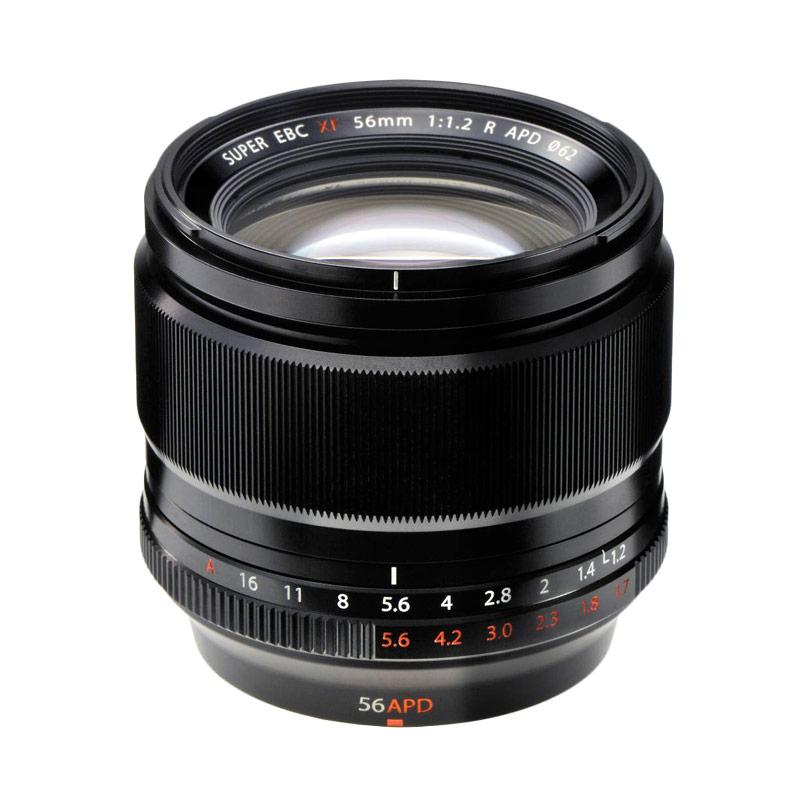 Fujifilm XF 56mm f.1.2 R APD Lensa Kamera