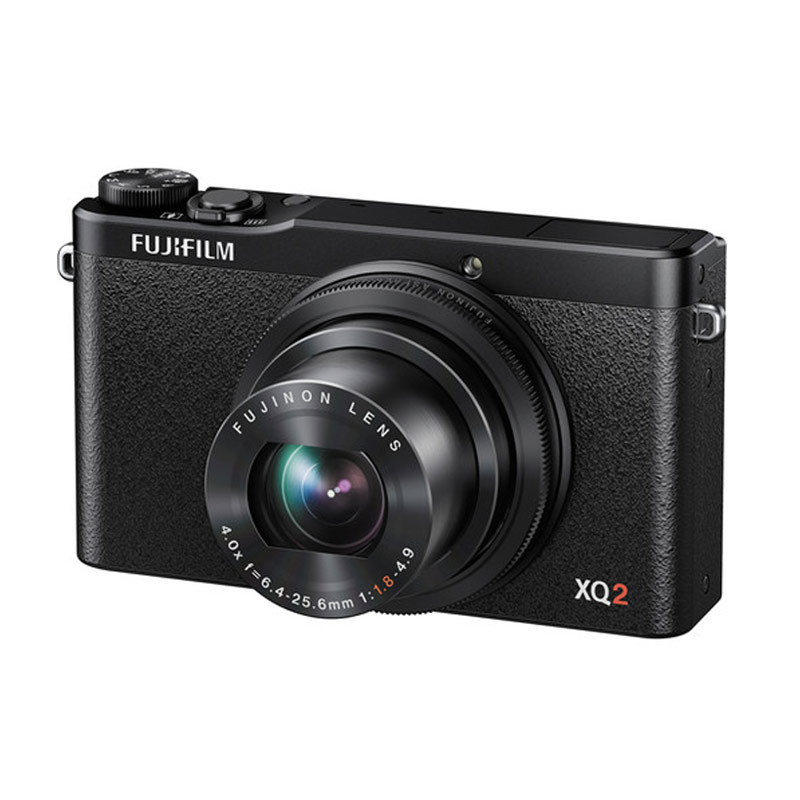 Fujifilm XQ2 Kamera Mirrorless - Black