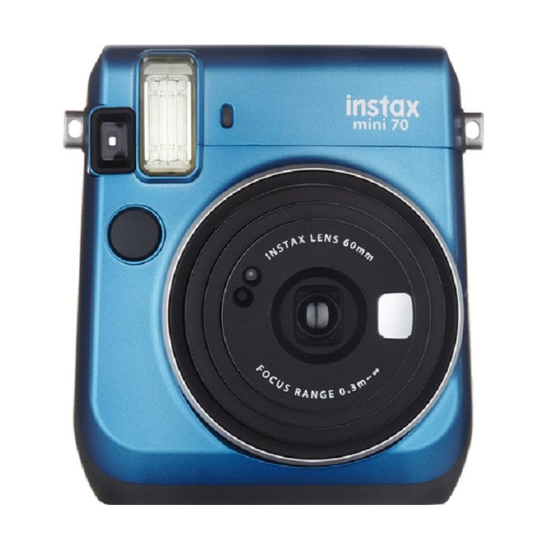 Fujifilm Instax Mini 70 Biru Camera + 3Pack Paper