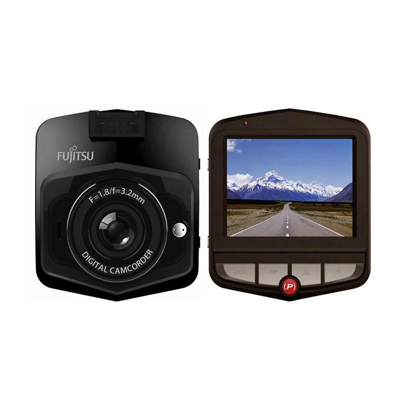 harga Fujitsu FD7 Car DashCam Kamera Mobil Blibli.com