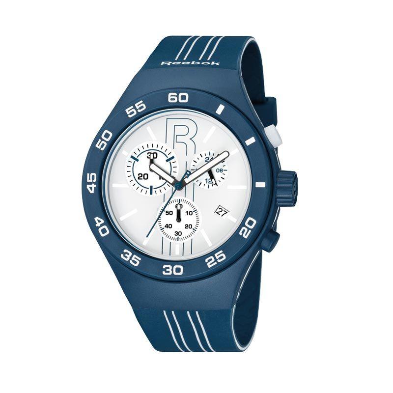 Reebok Icon Rush RB RC-IRU-G6-PLIL-WL Midnite Blue Jam Tangan Pria