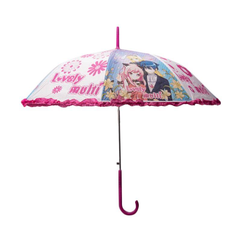 Funbrella 613 Renda Red Payung