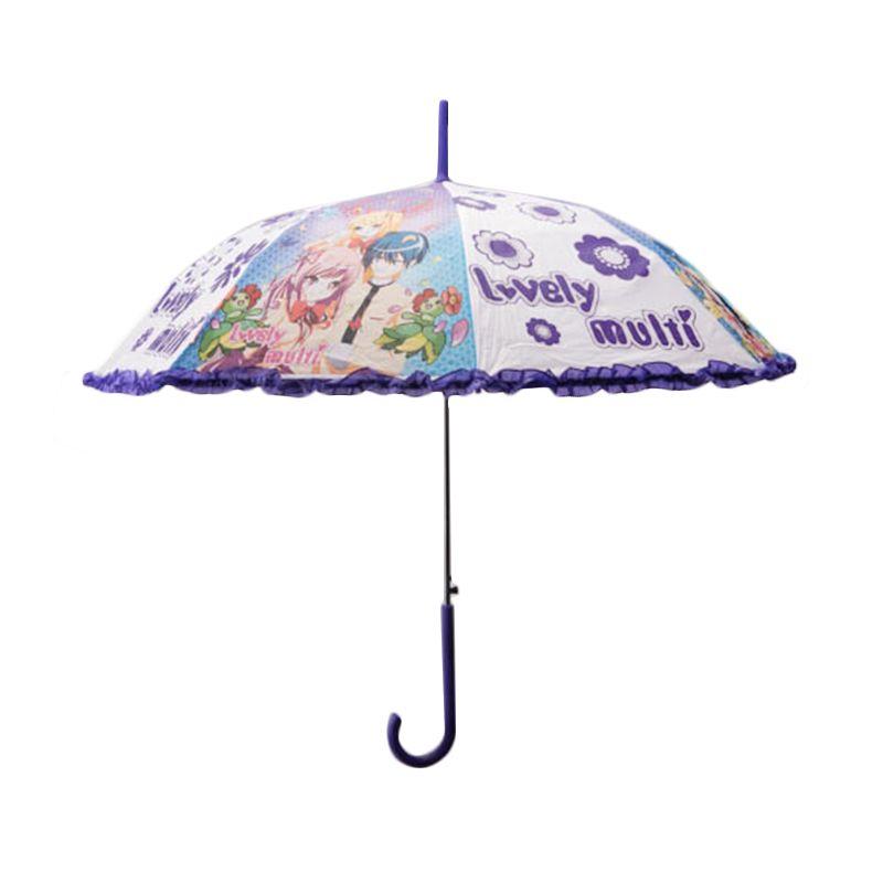 Funbrella 613 Renda Violet Payung