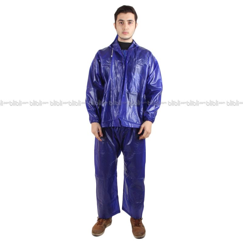 Jansen Jas Hujan PLS Blue