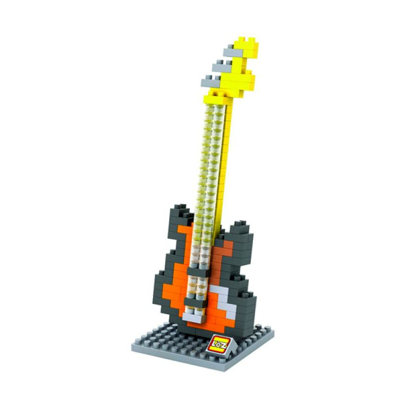 Gift Medium Bass Guitar 9195 Mainan Anak