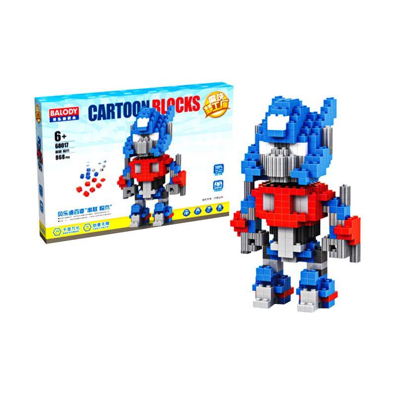 BALODY 68017 Optimus Prime Mainan Anak