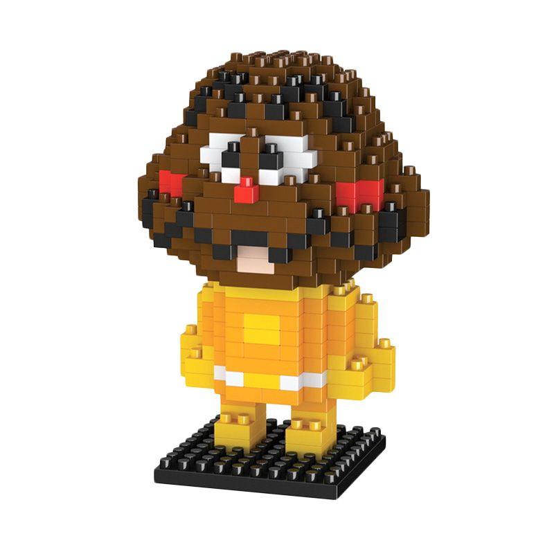BOYU 8155A Currypanman Mainan Blok & Puzzle