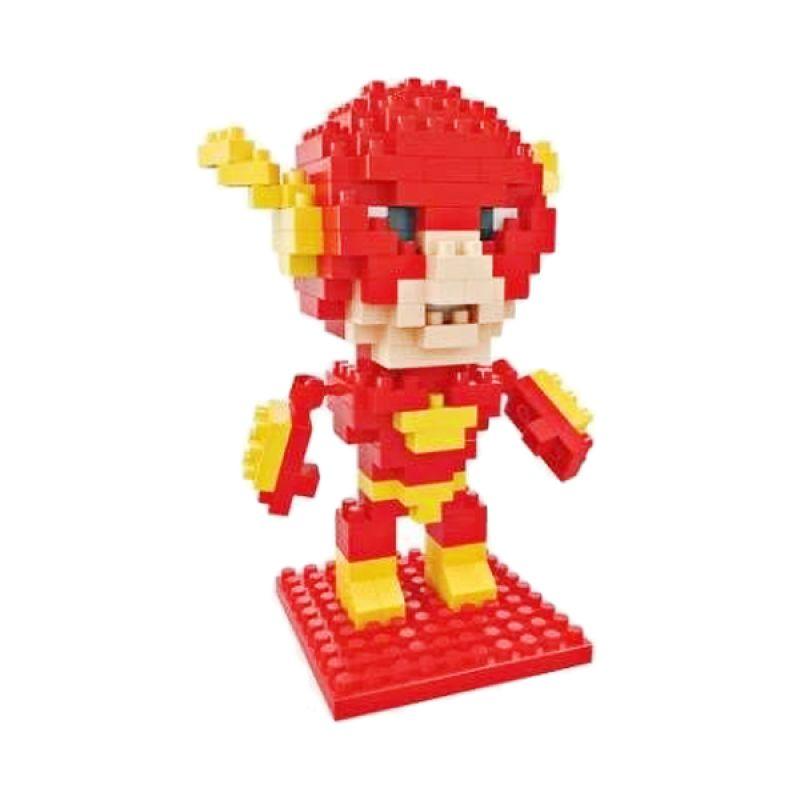 Funbrick Indonesia Hsanhe 8103 Flash Mainan Blok & Puzzle