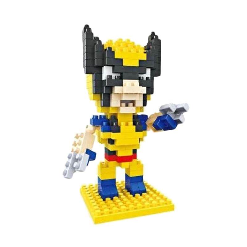 Hsanhe 8105 Mainan Blok & Puzzle