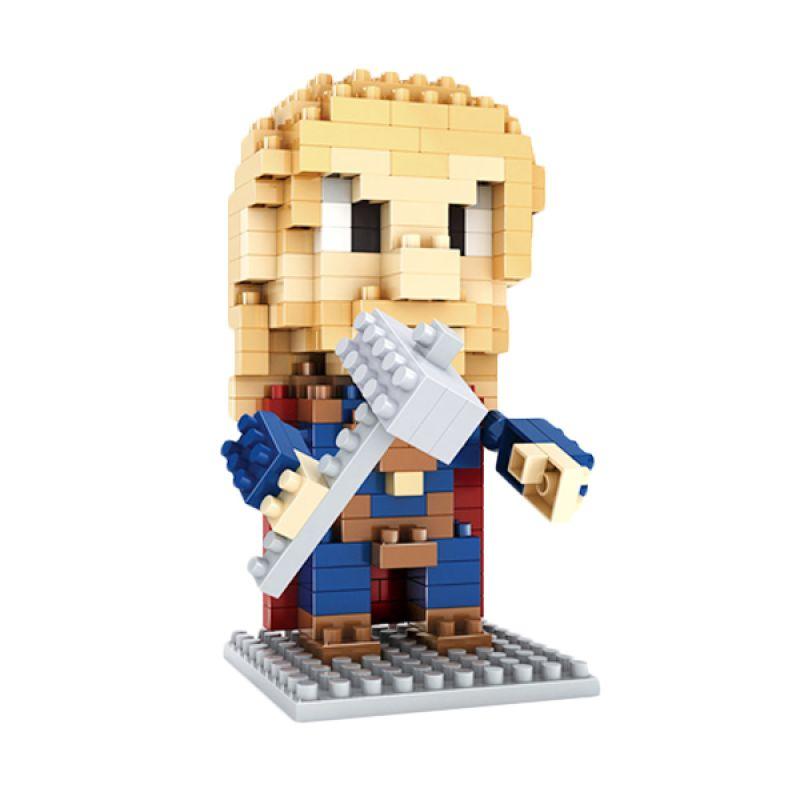 Hsanhe 8106 Mainan Blok & Puzzle