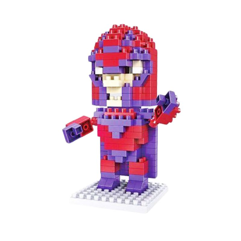 Funbrick Indonesia Hsanhe 8109 Magneto X Men Mainan Blok & Puzzle