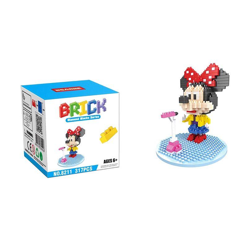 HSANHE 8211 Mainan Blok & Puzzle