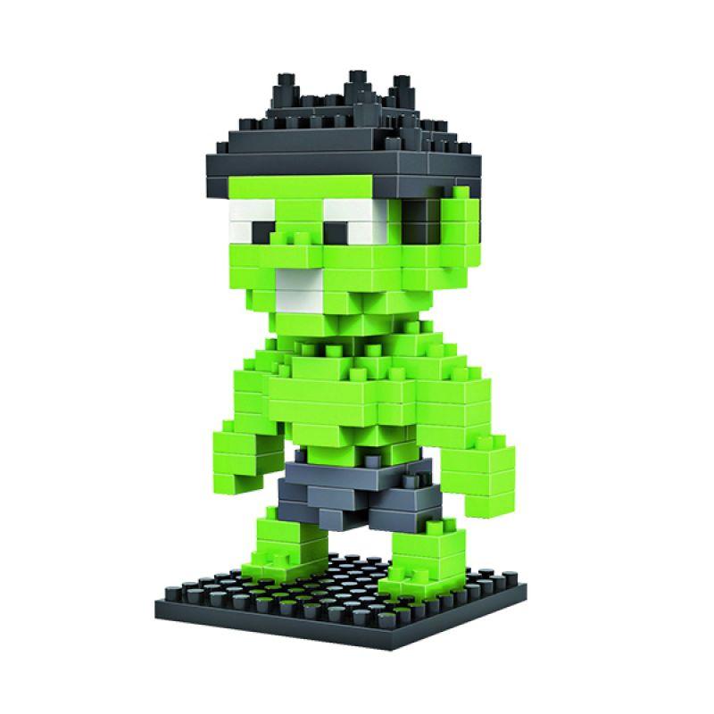 Loz Gift 9155 Mainan Blok dan Puzzle [Medium]