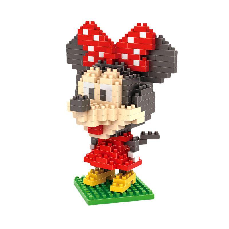 LOZ Gift Large 9414 Mainan Blok & Puzzle