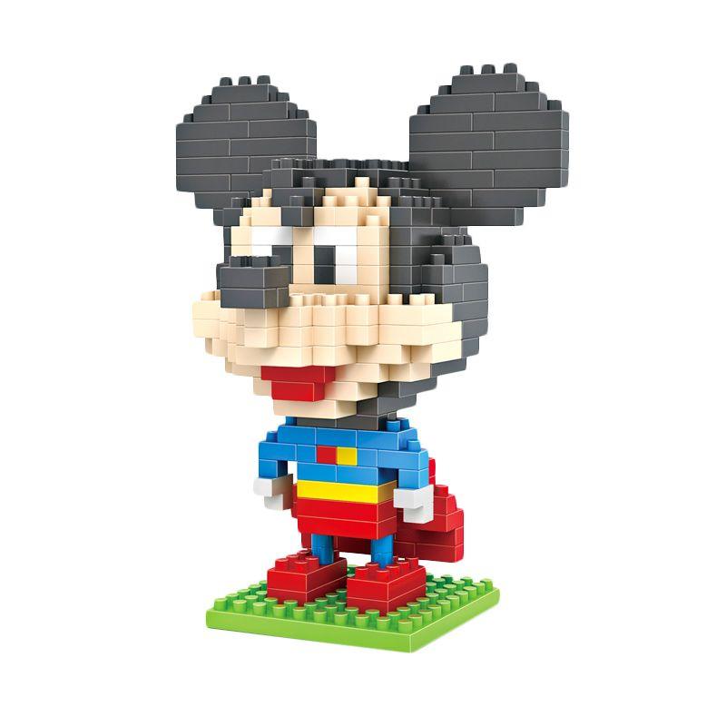 LOZ Gift Large 9419 Mainan Blok & Puzzle