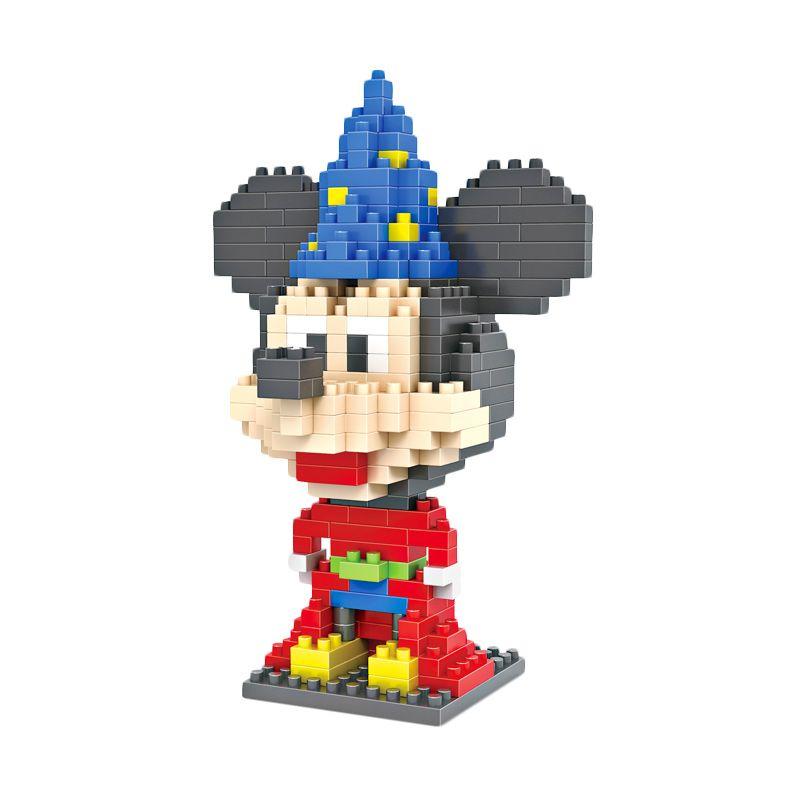 LOZ Gift Large 9420 Magician Mainan Blok & Puzzle