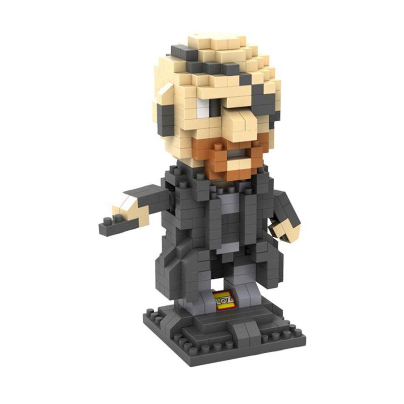 LOZ Gift Large 9450 Mainan Blok & Puzzle
