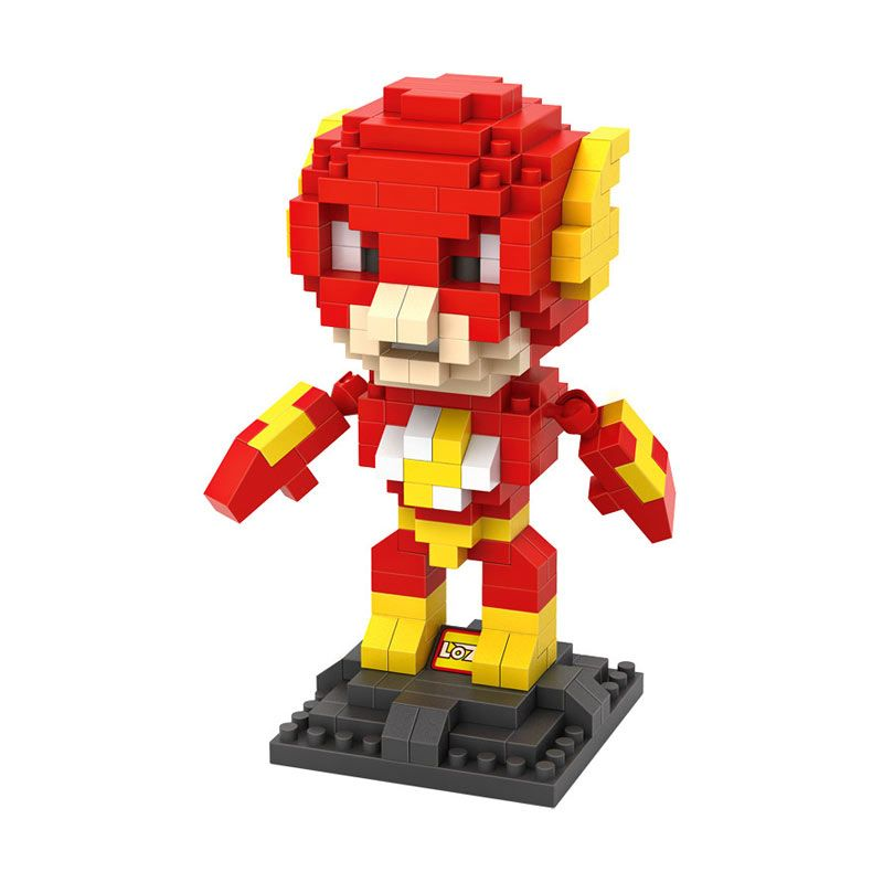 LOZ Gift Large 9453 The Flash Mainan Blok & Puzzle