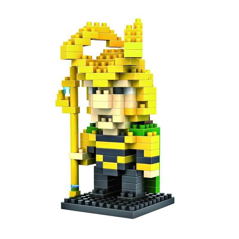 Loz Gift Loki 9156 Mainan Blok dan Puzzle [Medium]
